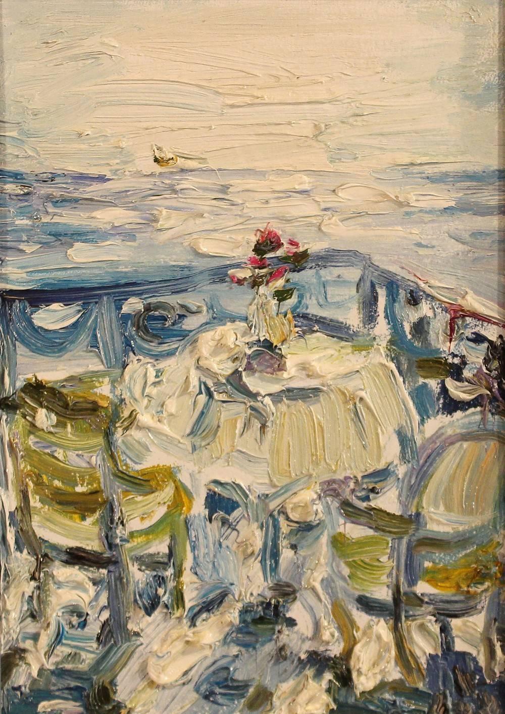 Умиротворение, море