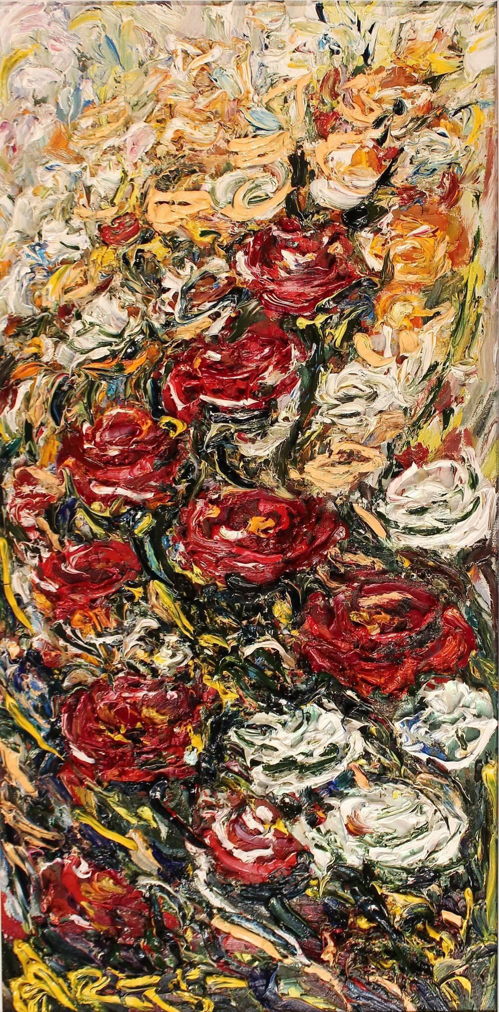 Плетистые розы-2