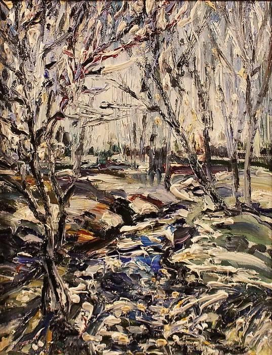 Весенний ручей